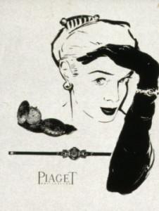 История дома Piaget 1