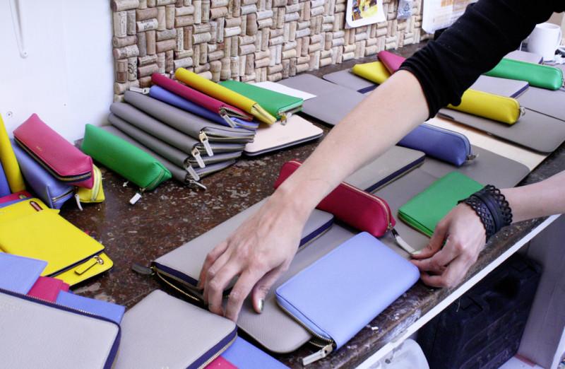 Smythson: производитель кожаных и галантерейных аксессуаров квинтэссенция британского стиля